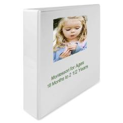 Montessori Teaching Album for Toddlers
